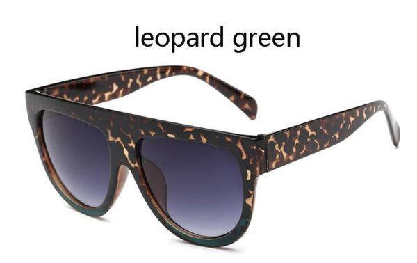 leopar yeşil