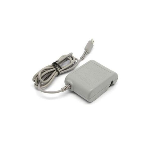 50 pçs / lote Detalhes sobre Wall Home Viagem Carregador de Bateria AC Adapter para Nintendo DSi / XL / 3DS / 3DS XL Frete Grátis