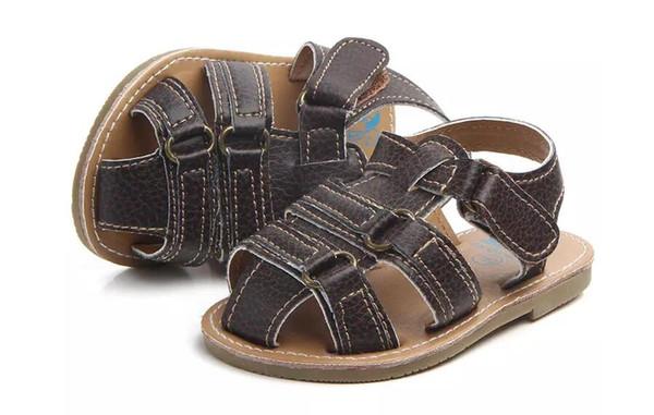 야드 여자 가죽 신발, 봄 아이 단일 신발, 사이드 지퍼 색상 일치 아기 신발 5pairs / 10pcs.TP