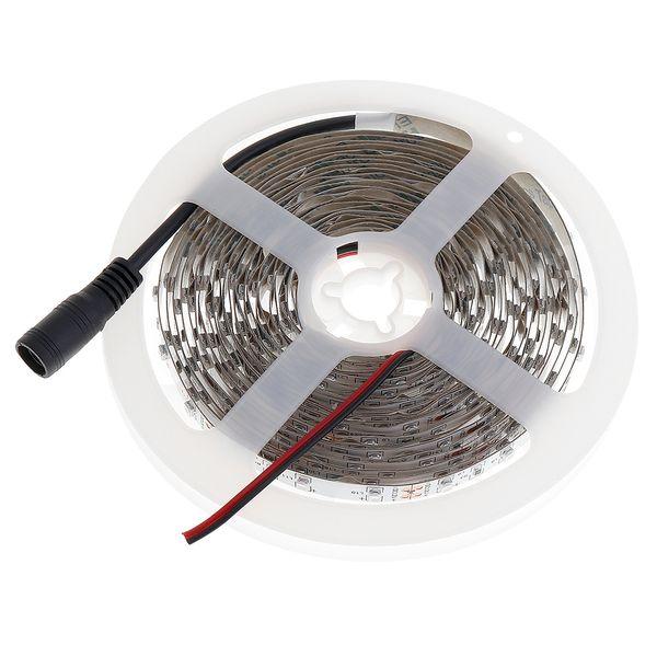 12V Waterproof 5M Superbright 3528 SMD UV Ultraviolet LED Strip Lamp Lights High Intensity and Reliability DEL_01I