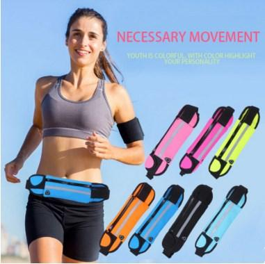Running Waist Bag For Mobile phone Sport Workout Gym Packs Outdoor Pocket Waterproof Belt Case Best Gifts 12 styles DHL Free Shipping