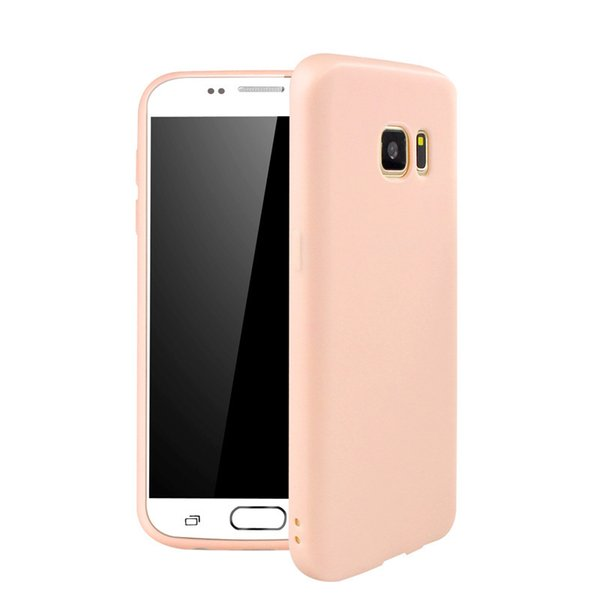 For Samsung Galaxy S8 S7 S6 s8+ phone cases Cheap TPU Cell Phone Cover for Samsung Galaxy Phone Cases