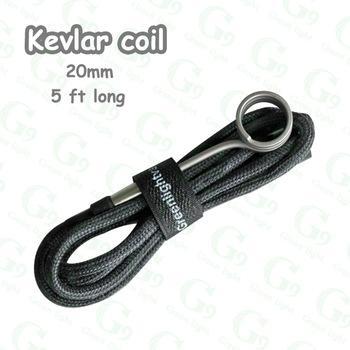 20mm kevlar coil heater