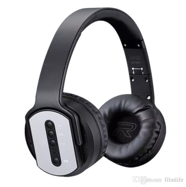 MH2 Bluetooth Headphone SODO On-Ear with NFC Twist-out 2in1 Speaker With FM Radio /AUX/TF Card MP3 Sports Magic Headband Wireless Headset