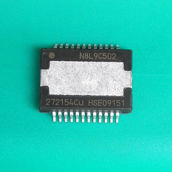 272154CU The new quality is very good work of the IC chip Power amplifier chip