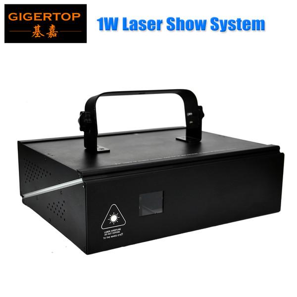 Cheap Price 1W RGB Laser Light 90V-240V High Quality Full Color RGB Laser Effect Light 1Watt RGB Animation Laser Light