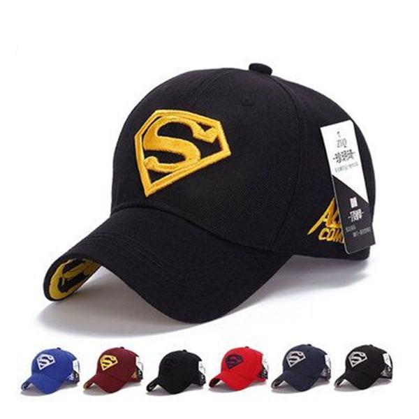 Мода спорт Алмаз Супермен бейсболки Chapeu открытый гольф старинные gorras planas Casquette хип-хоп случайные цветочные шляпы Оптовая