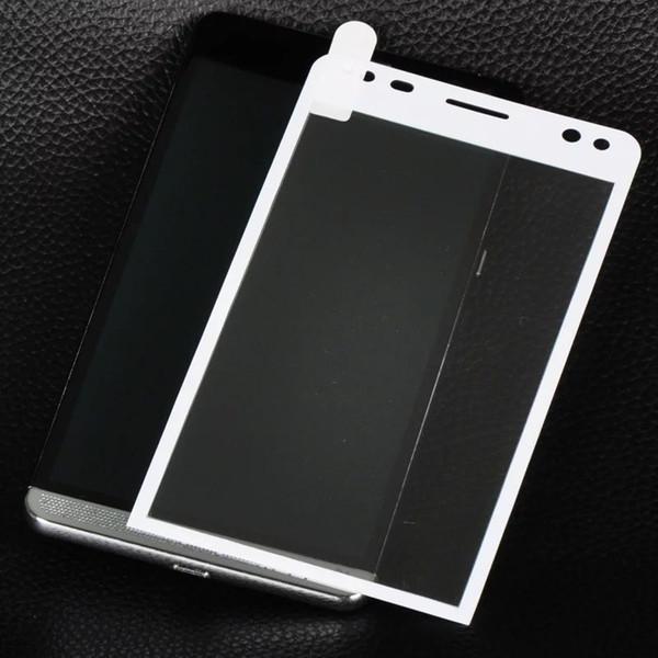 Pellicola protettiva per schermo in vetro temperato a piena copertura per HP Elite X3 + pellicola protettiva per salviette detergenti Nessuna confezione da 100 pezzi