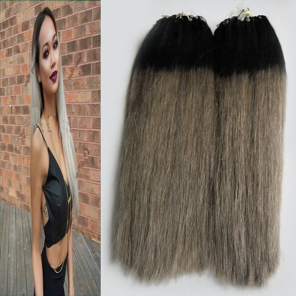 Silver ombre micro hair extensions 200g 1gs 200s silver ombre silver ombre micro hair extensions 200g 1gs 200s silver ombre micro hair extensionsi t1b pmusecretfo Choice Image