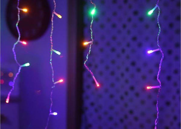 Christmas holiday romantic decoration ice strip lamp pvc small bulb christmas holiday romantic decoration ice strip lamp pvc small bulb weedinghotel colorfulwarm aloadofball Images