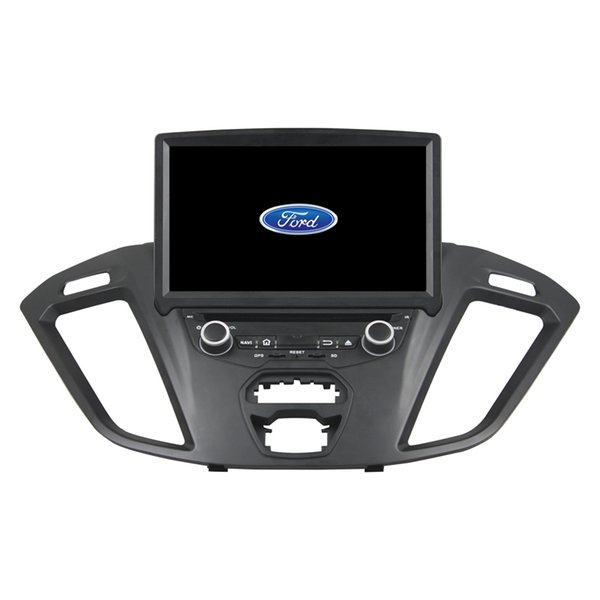 free shipping 2016 new 8inch Andriod 5.1 Car DVD player for Ford Transit with GPS,Steering Wheel Control,Bluetooth, Radio