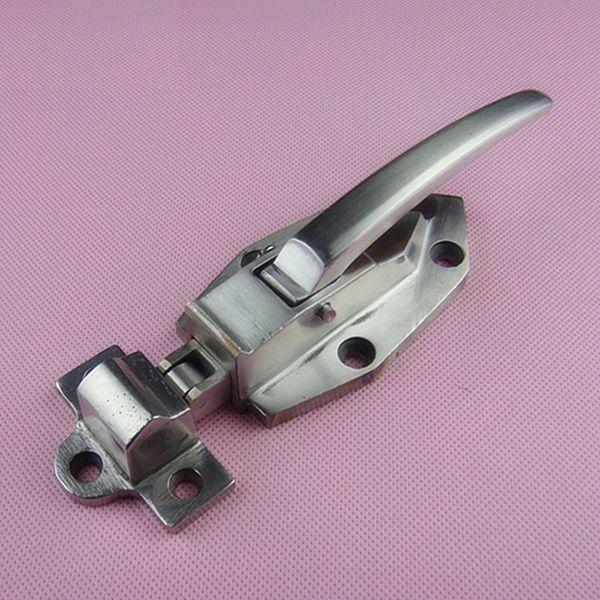 110mm tainle teel handle freezer handle oven door hinge cold torage door lock knob latch hardware pull part indu trial plant