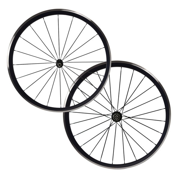 Cheap KINLIN XR300 wheelset 30mm clincher alloy wheelset aluminum wheels Road Bike Wheel Superlite Alloy Wheels