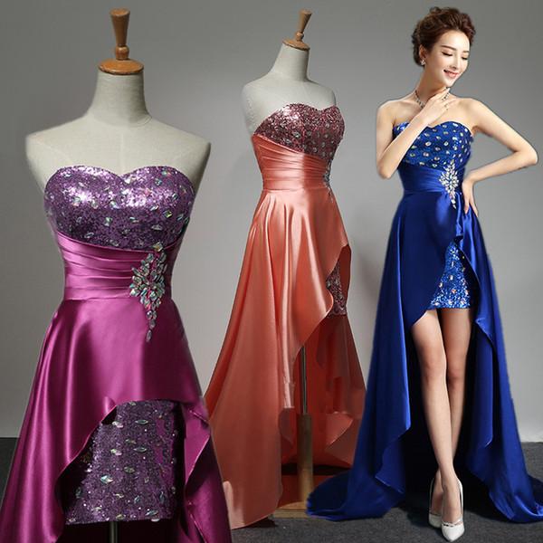 Элегантные платья спина