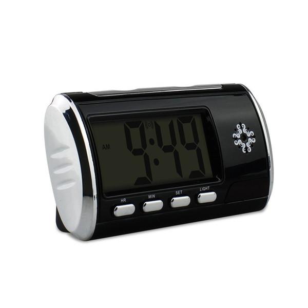 Multi-Function 1080P Mini IP Camera Wireless Wifi Clock Camera Recorder Motion Detector IR Night Vision DVR CCTV Camera