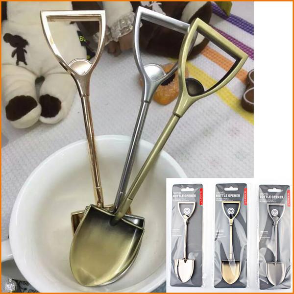 casseroles cuisson Cuillère// Laiton Pelle Alimentaire grains de café