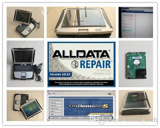 alldata with laptop