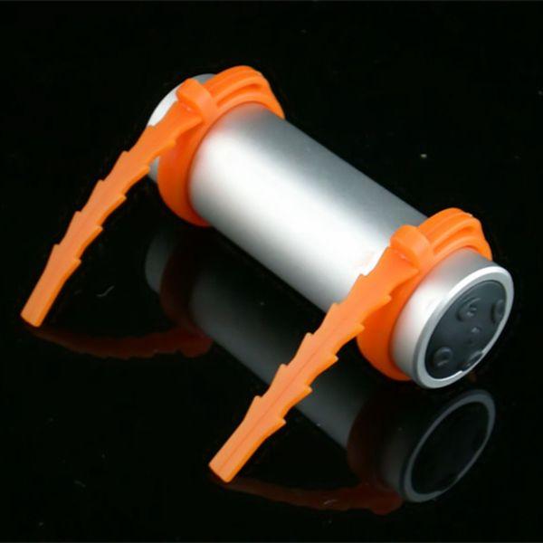 Wholesale- Swimming Diving Waterproof MP3 Player FM Radio Sport Player IPX8 Underwater Sports MP3 Music Player Waterproof Earphone Armband