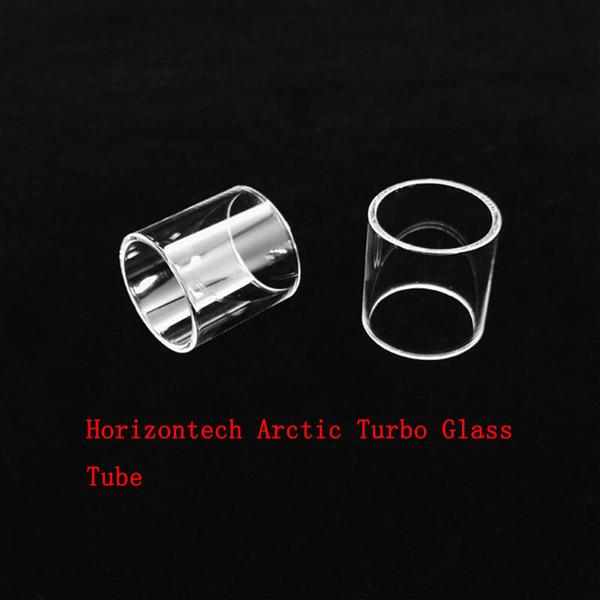 Venta al por mayor Horizontech Arctic Turbo Tubo de vidrio de reemplazo con el envío libre de DHL comprar barato Horizontech Arctic Turbo Glass Tube
