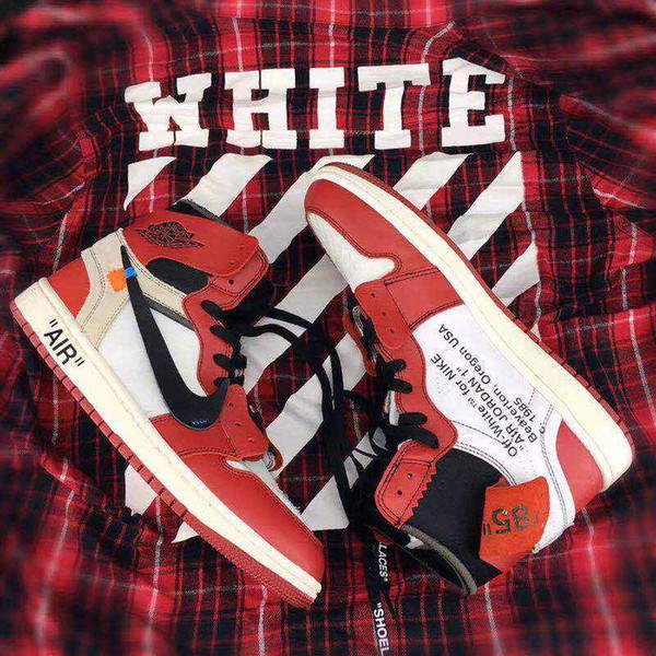 2018 Off White X Af1 Air Retro 1s Jordans 1 Jordan'S 85 Number Swoosh Men  Basketball Shoes Running Sneakers Beaverton Oregon Usa C  1985 From