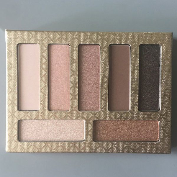 Lorac Romance eyeshadow palette 7colors eye shadow DHL free shipping