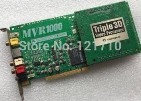 top popular Industrial equipment board Canopus MVR1000 Capture Card AI.AM-1 N28-PC-111 N29-AB-111 2021