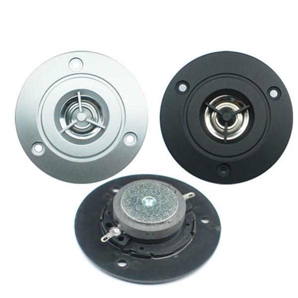 Venda por atacado- 2pcs 4ohm 10W HiFi Tweeter HiFi Titanium Film caixa de som estéreo de bobina de cobre livre de oxigênio