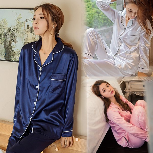 outlet boutique hot new products uk cheap sale 2019 Wholesale WHITE IVORY FAUX SILK/SATIN LADIES PYJAMAS PAJAMAS LUXURY  Hand Painted Cherry Blossom YP005 From Xx2015, $26.13   DHgate.Com