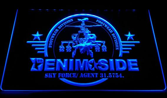 best selling LS2370-b The armed helicopter Neon Light Sign Decor Free Shipping Dropshipping Wholesale 6 colors to choose
