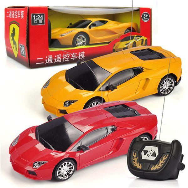 wholesale kids rc cars 124 speed radio remote control car modle racing car