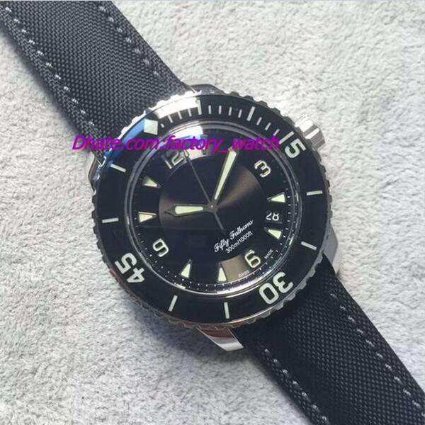 Nuovi orologi di lusso di alta qualità di lusso Orologi 5015-1130-52 uomini meccanici automatici Guarda gli orologi da uomo