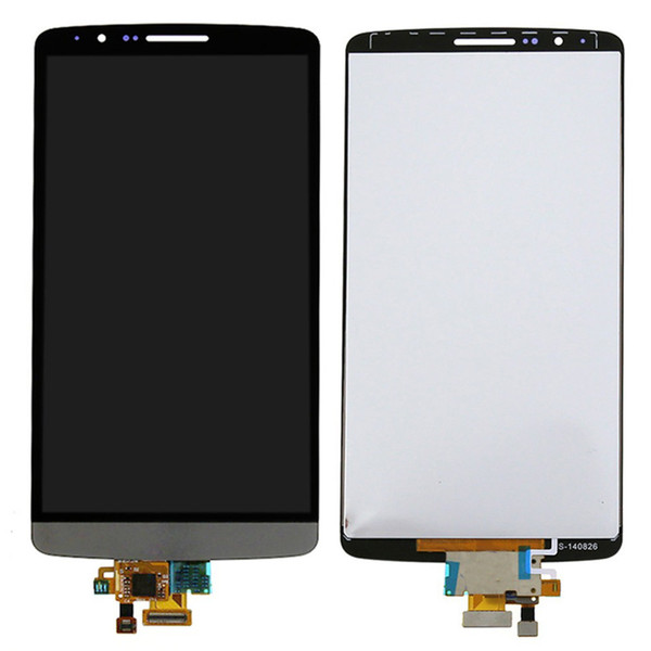 100% misurato bene per LG G3 D850 D855 Display LCD + Touch Screen Digitizer Assembly PANTALLA para LG G3 LCD