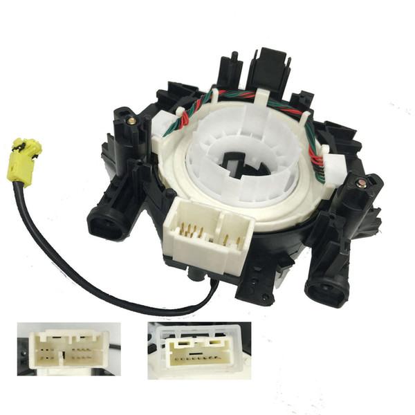Per NISSAN TIIDA 06-12 Spiral Cable Clock Spring SubAssy Airbag 25567-EV06E Nuovo
