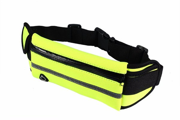 2016 style Waterproof Sport Waist Case for iPhone 7 6S 6 Plus Samsung Grand Prime S6 S7 Edge J5 Huawei Phone Bag Pouch