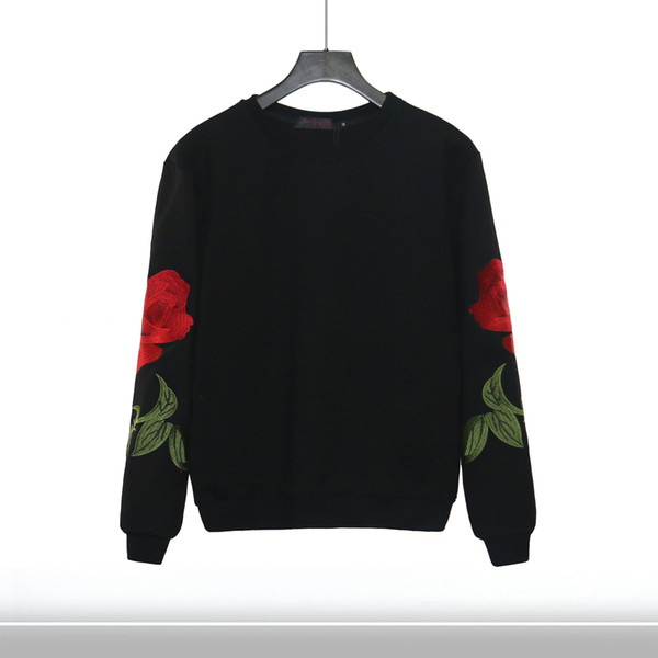 2017 Nova Marca de Moda de Outono Casuais Camisola O Pescoço Patchwork Slim Fit Tricô Hoodies Dos Homens