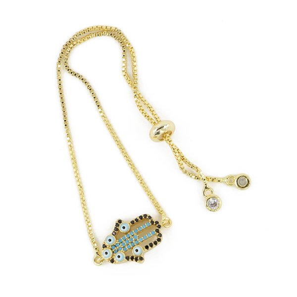Hot Selling ECO-Friendly Brass Micro Pave CZ Diamond Pendant for DIY Jewelry Supplies in Stock ICSL024