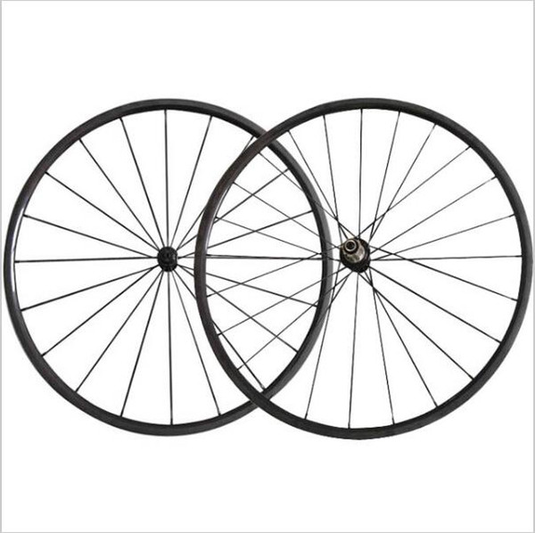 New Arrival 24mm clincher/tubular carbon road wheels powerway super light R13 hub Pillar aero 1432 spoke Road Bicycle Wheelset