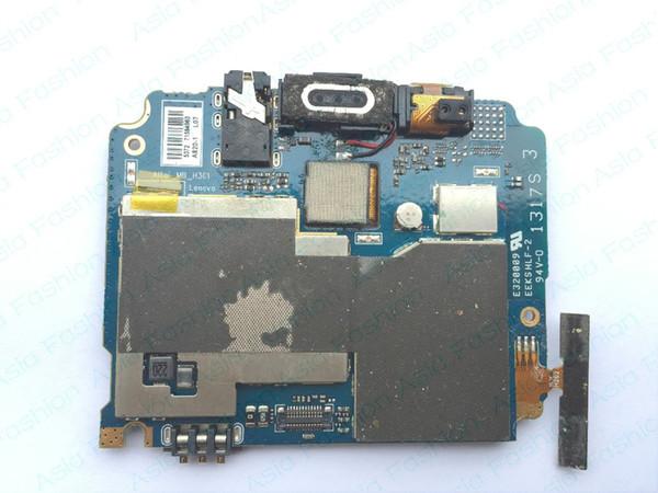 Débloqué utilisé carte mère carte mère frais de carte pour lenovo a820 avec bouton de volume de puissance caméra haut-parleur livraison gratuite