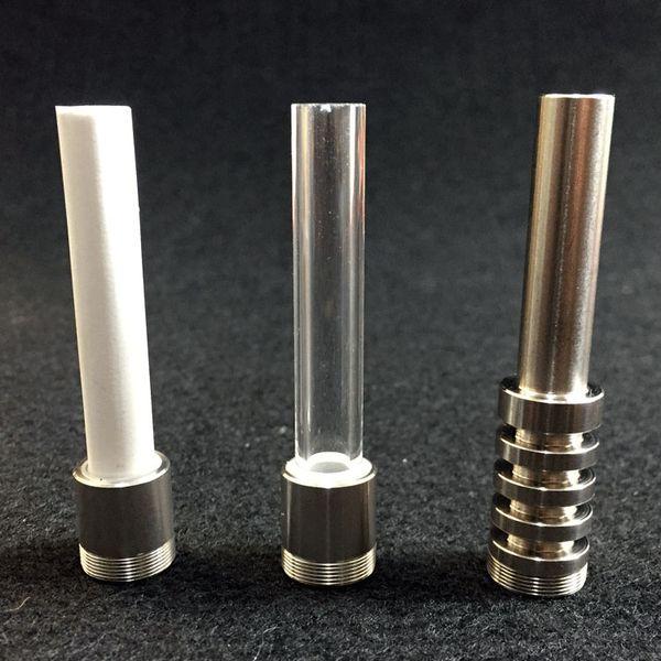 Honeybird Tips Nails for Honey Straw Vaped Micro Nectar Collector V4 Kit Gr2 Titanium Honey Bird vs Honeycomb