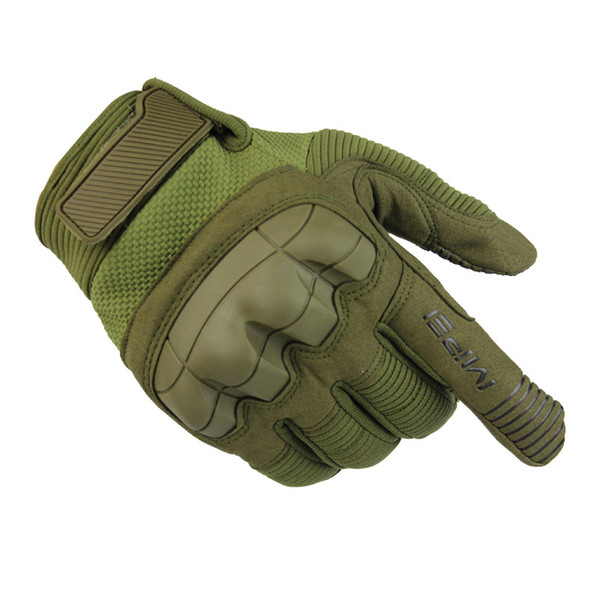 Outdoor Sports Motocycle Cycling Gloves Paintball Airsoft Shooting Hunting Tactical Full Finger Gloves NO08-072