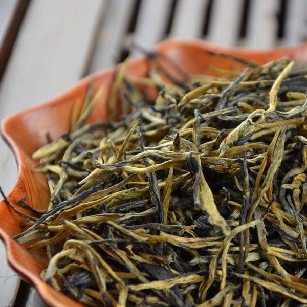 250g.Black tea Free Shipping Dianhong classic 58 raw pine needles a classic bud and. high quality honey