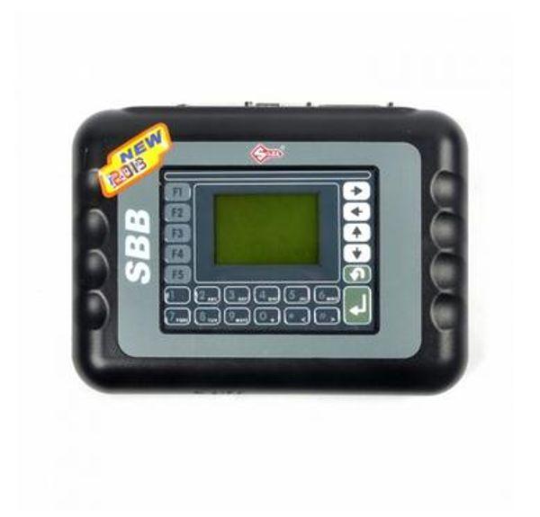 Express Fast Auto Professional Key Programmer SBB V33.02 Slica SBB Key Transponder No Tokens Need V33 Works Multi-Cars