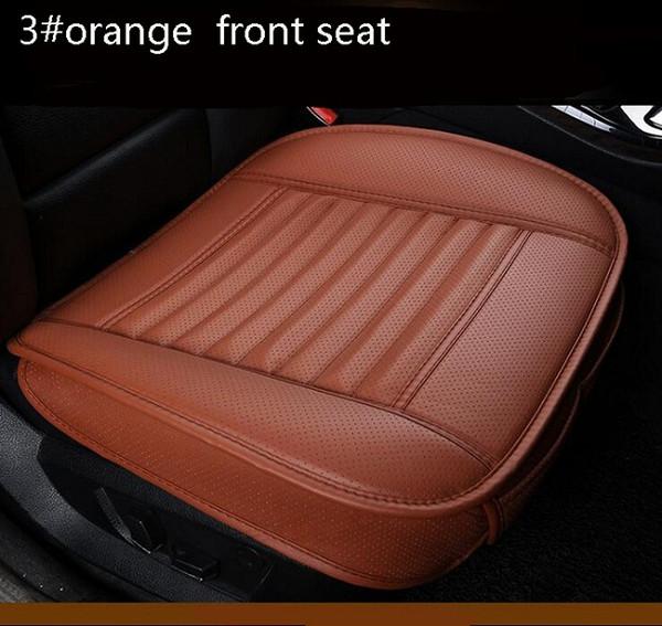 3 # siège avant orange