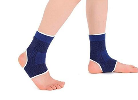 1 Pair/Lot 2017 Hot Sale Safety Ankle Protection Elastic Brace Guard Soft Support For Men Women