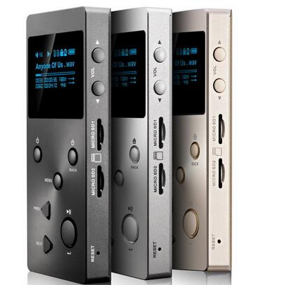 Wholesale- 2016 New XDUOO X3 Professional Lossless Hifi Audio MP3 Music Player With HD OLED Screen Support APE/FLAC/ALAC/WAV/WMA/OGG/MP3