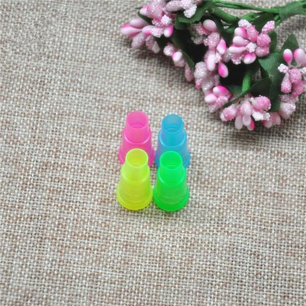 100pcs/bag Colorful Disposable Plasitc Shisha Mouthpiece Hookah/Water Pipe/Sheesha/Chicha/Narguile Hose Mouth Tip