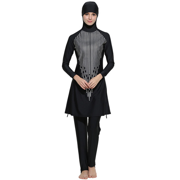 fc8c42e211f25 Swimsuit Muslim Black Color Coupons, Promo Codes & Deals 2019 | Get ...