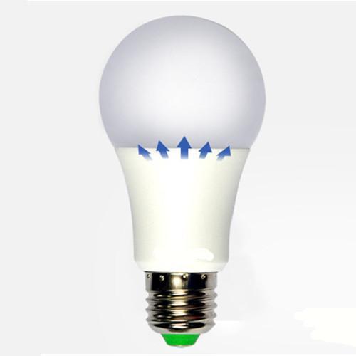 LED E27 Light Bulb 18W 12W 7W 110LM/W AC85-265V Plastic-AL E14 Lamps Warm White CRI>80RA Indoor Lighting Direct from Shenzhen China Factory