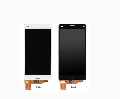 Per Sony Xperia Z3 Compact D5803 D5833 Z3C z3mini Display LCD Touch Screen con Digitizer Assembly