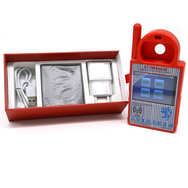 Inteligente CN900 Mini Transponder Key Programmer Mini CN900 Actualización a la última actualización 1.23.2.15 Support en línea